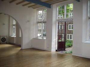 zaal, zaalverhuur, te huur, workshopruimte, verhuur, workshops, Utrecht. klooster, sfeervol, rustig, centrale ligging