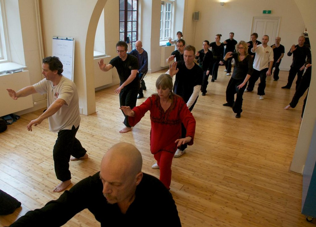 taijiquan, oude yangstijl, traditioneel, yang lu chan, workshop, lessen